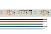 RGB+W LED strips